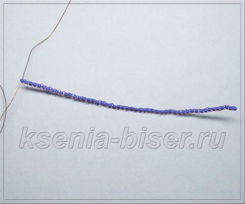 Шаг 22 - Объемный дракон из бисера: мастер-класс. Схема плетения дракончика из бисера для начинающих