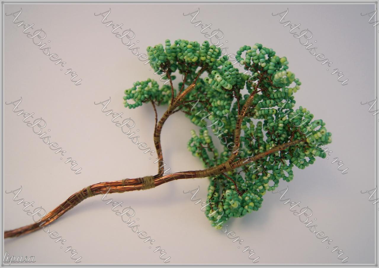 Поделка у лукоморья дуб зеленый - Родная тропинка 42