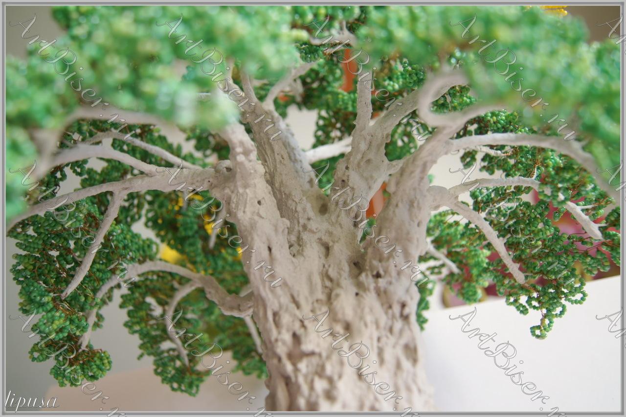 Поделка у лукоморья дуб зеленый - Родная тропинка