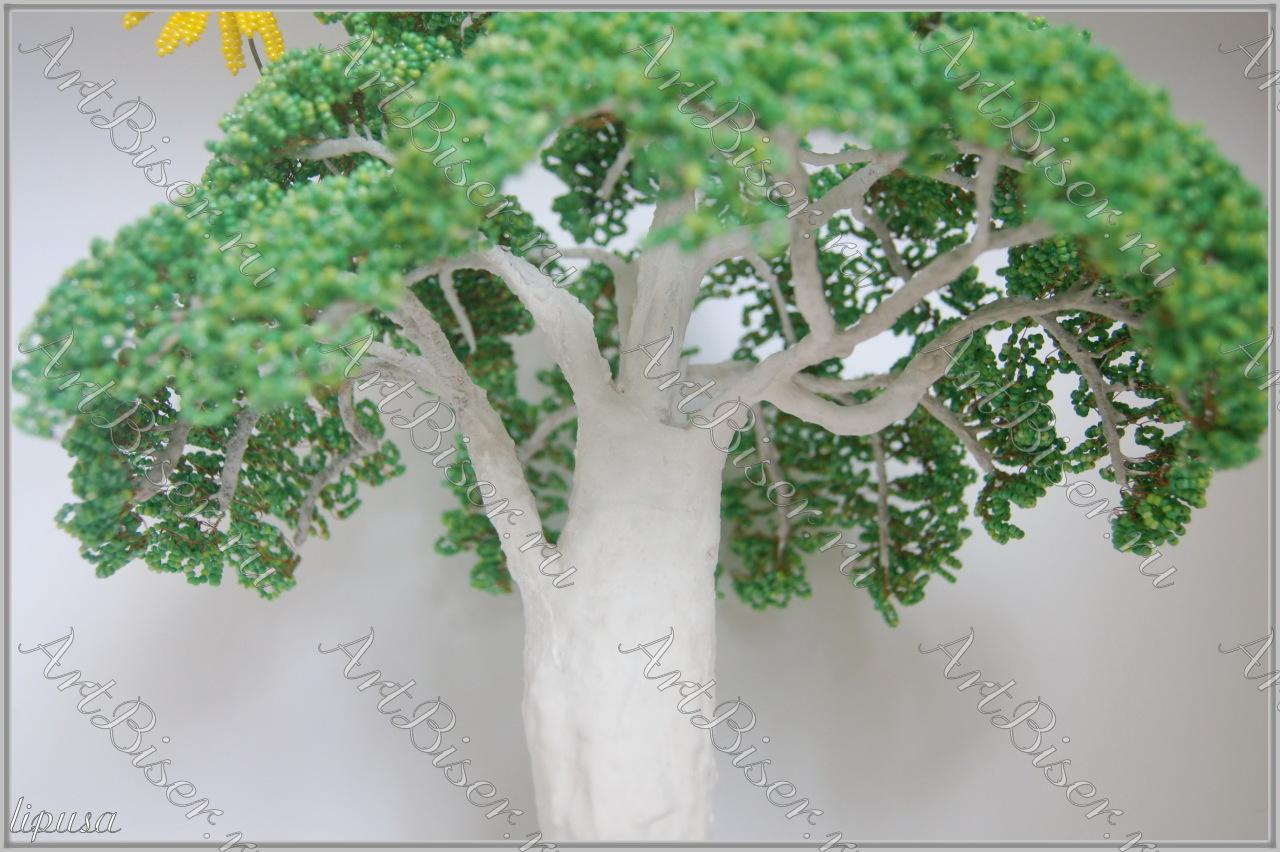 Поделка у лукоморья дуб зеленый - Родная тропинка 88