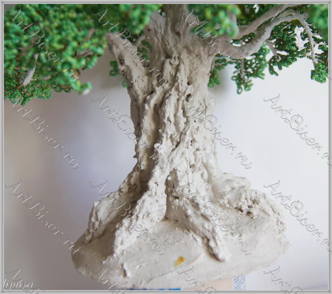Поделка у лукоморья дуб зеленый - Родная тропинка 16